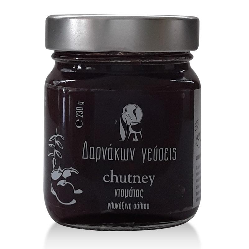 Chutney Τομάτας «Δαρνάκων Γεύσεις» 230γρ