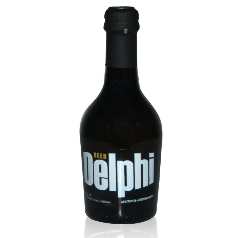 Μπίρα Delphi «ΕΛΙΞΗ» 330ml