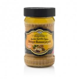 Φυστικοβούτυρο με Μέλι «Ελληνικός Καρπός» 300γρ