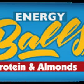 Energy Balls - Μπουκιές ενέργειας με Χουρμάδες, Αμύγδαλα & πρωτείνη Ρυζιού, χωρίς ζάχαρη, χωρίς γλουτένη «Rho Foods» 40γρ
