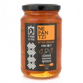 Γλυκό του Κουταλιού Νεράντζι «Το Φίλεμα της Λέλας» 450γρ