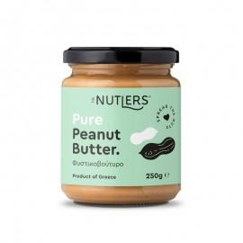 Φυστικοβούτυρο χωρίς ζάχαρη, χωρίς γλουτένη«The Nutlers» 250γρ