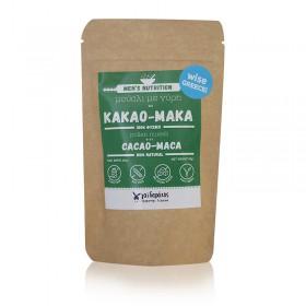 Μούσλι με Γύρη, Κακάο & Μάκα, χωρίς ζάχαρη «Γαϊδαράκος for WISE Greece» 40γρ