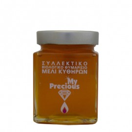 Βιολογικό συλλεκτικό θυμαρίσιο μέλι Κυθήρων «ΒΙΟ-ΥΓΕΙΑ» 400γρ