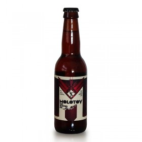Μπίρα Molotov Dry Hopped IPA «Μικροζυθοποιία Θεσσαλίας» 330ml