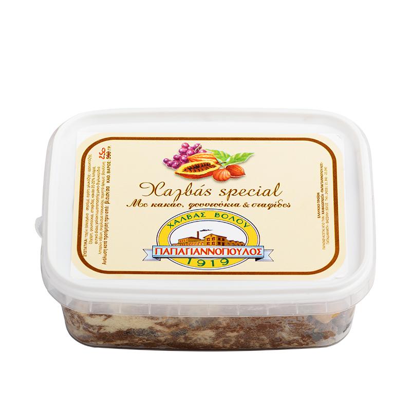 Χαλβάς Βόλου special «Παπαγιαννόπουλος» 250γρ