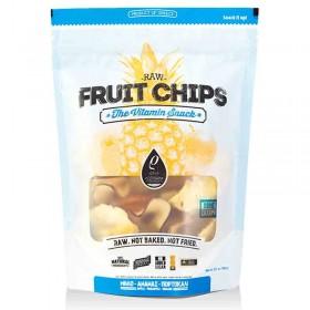 Raw Fruit Chips (Αποξηραμένα Φρούτα χωρίς Ζάχαρη) «Rho Foods» 100γρ