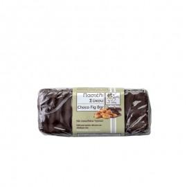 Παστέλι Σύκου με Σοκολάτα Υγείας «Συκάτες Γεύσεις» 60γρ