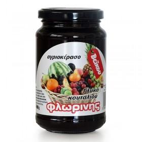 Γλυκό του Κουταλιού Φλωρίνης Αγριοκέρασο «ΒΕΪΚΟΥ» 400γρ